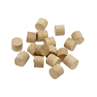 Oak Plugs, bag with 100 units