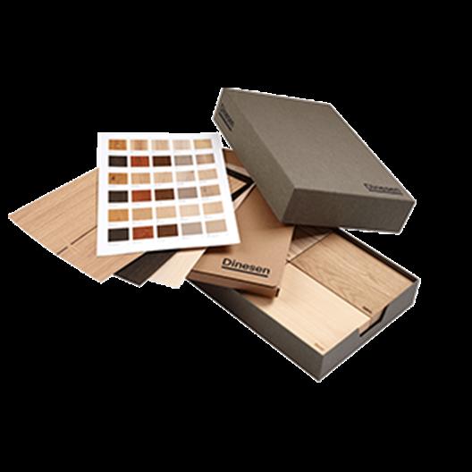 Samplebox (Douglas, Oak, Ash, Pine)
